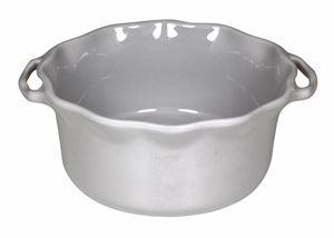 Soufflé Dish 25 cm Medium Grey