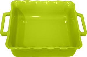 Stackable Square Baking 27½ cm Green App