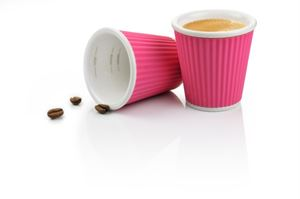 Espresso Cups 10cl Pink