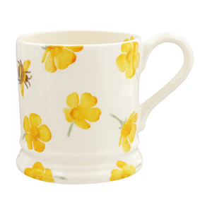 ½ pt Mug Scattered Buttercup
