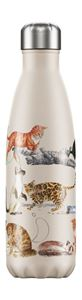 Chilly's Bottle 500ml Cats