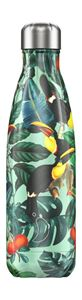 Chilly's Bottle 500ml Tropical Toucan