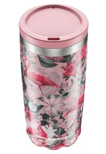 Chilly's Coffee Cup 500ml Flamingo