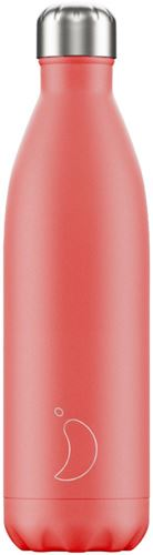 Chilly's Bottle 750ml Pastel Coral