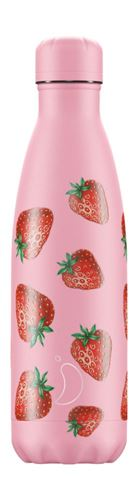 Chilly's Bottle 500ml Strawberry