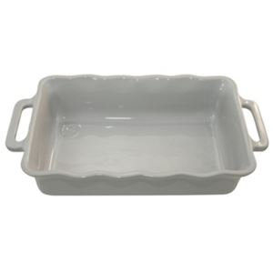 Stackable Rect. Baking Dish 34cm M. Grey