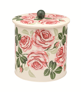 Biscuit Barrel Pink Roses