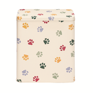 Polka Paws Treat Tin