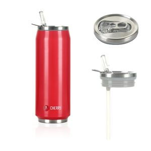 Pull Can'it 500 ml Cherry (Shiny)