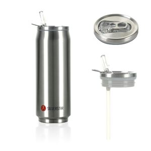 Pull Can'it 500 ml Silverstar (Shiny)
